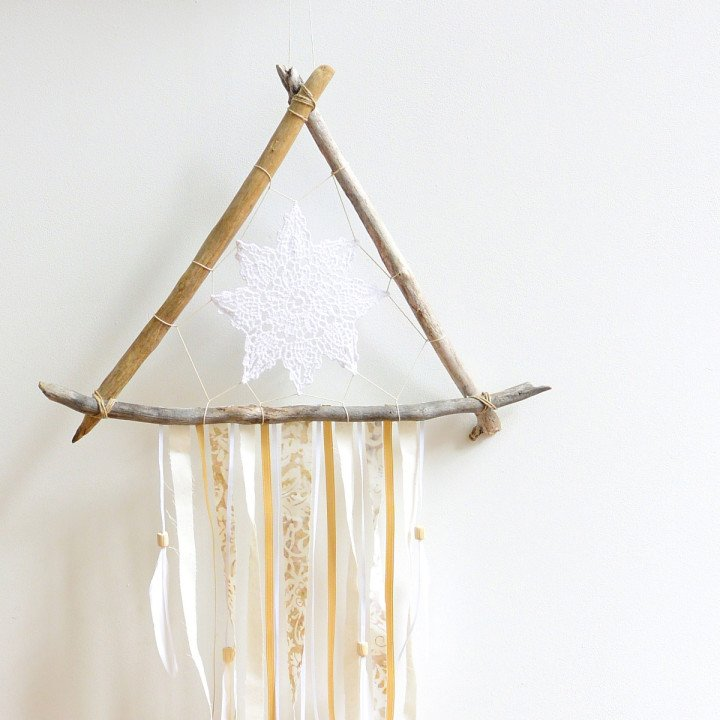 Dreamcatcher Pyramid