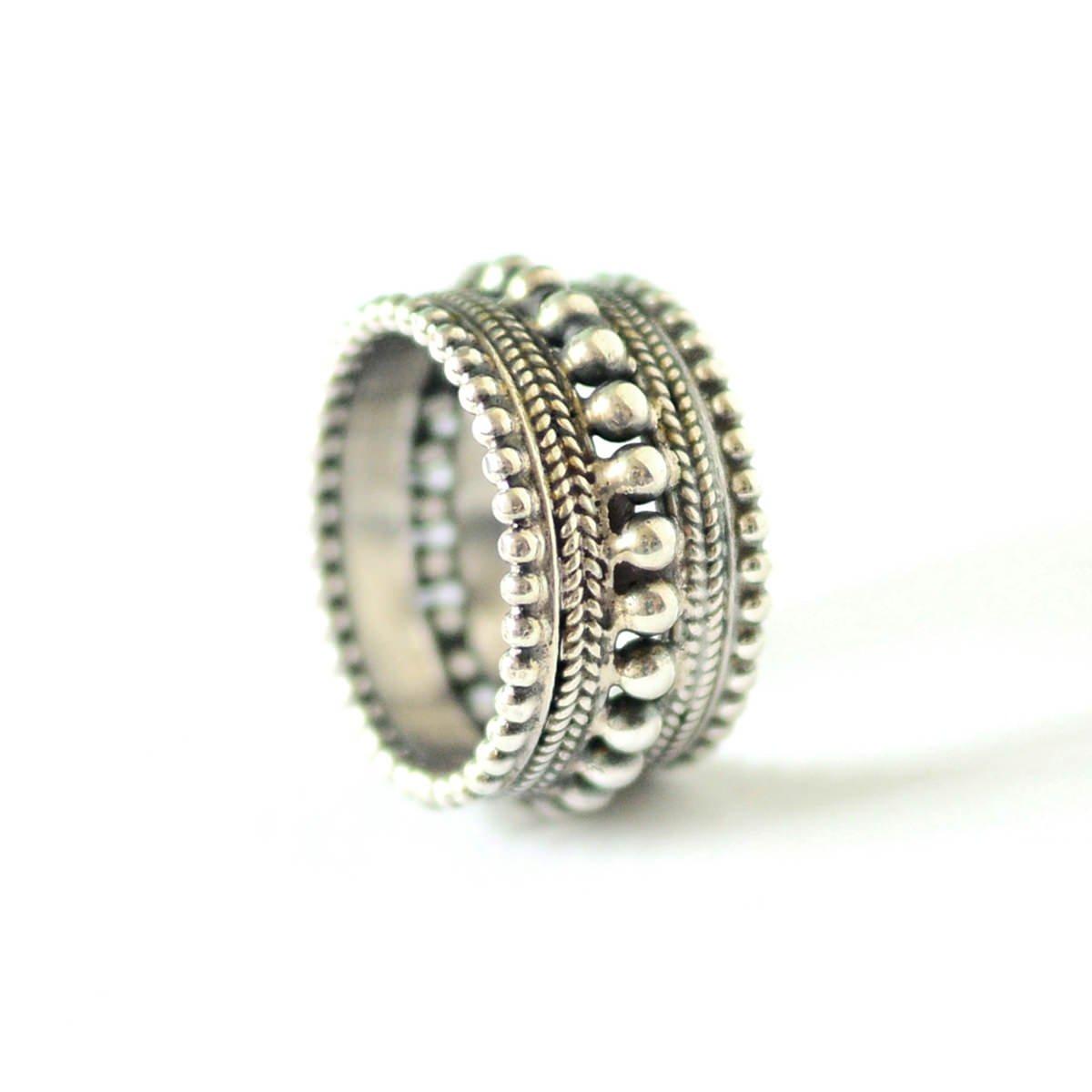 lovelings 187 warrior princess silver ring