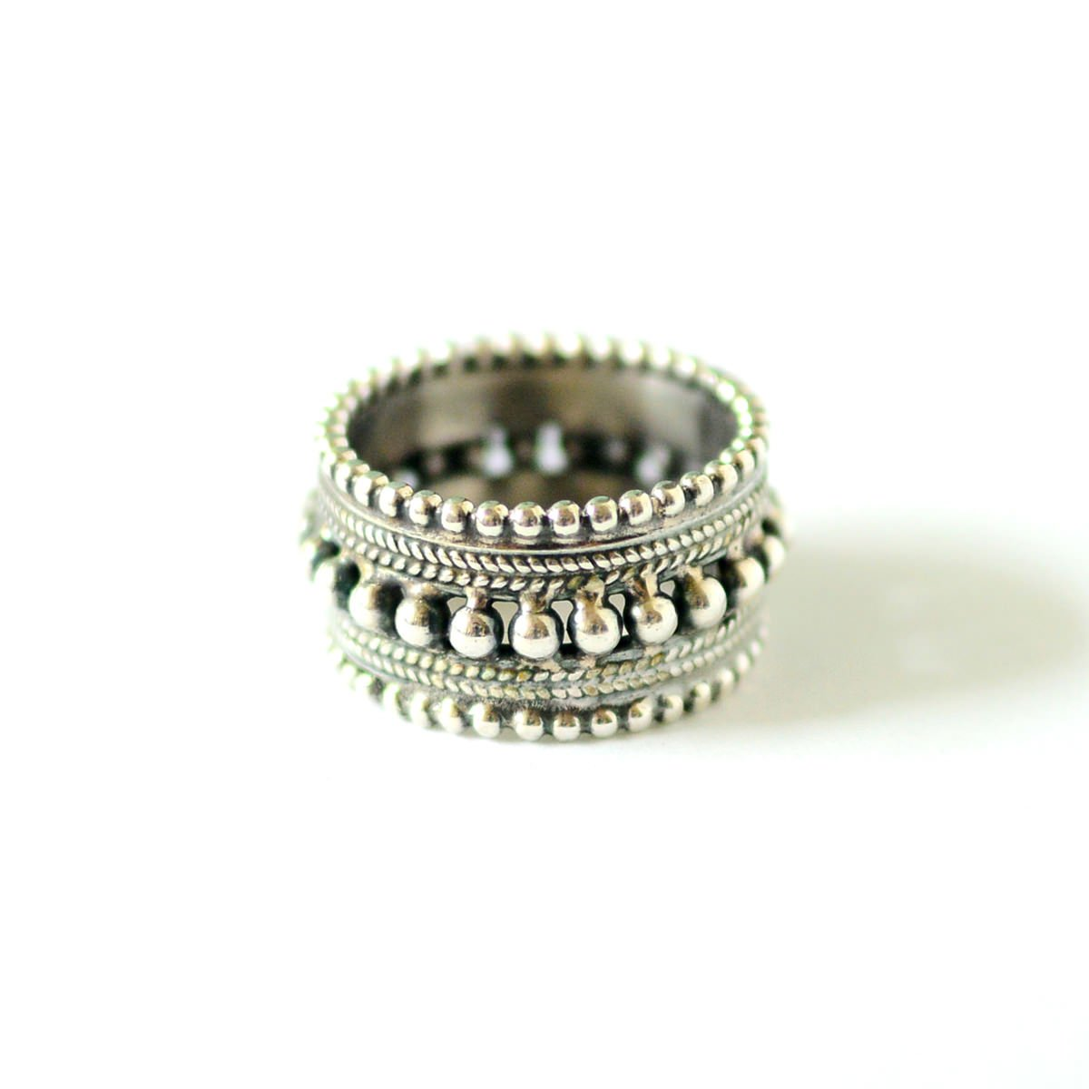 lovelings 187 warrior princess silver ring
