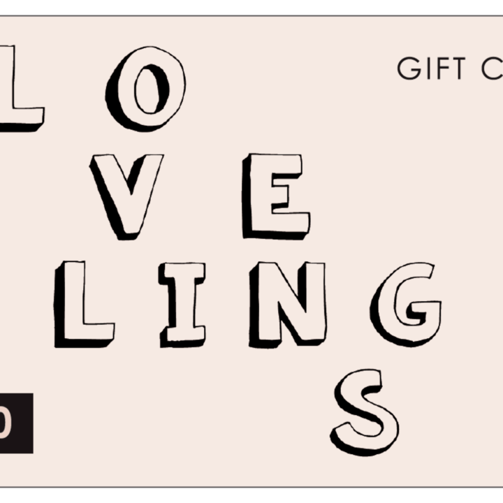 Lovely Little Gift Card €100