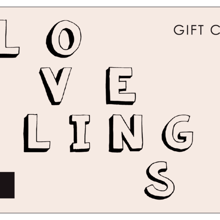 Lovely Little Gift Card €25