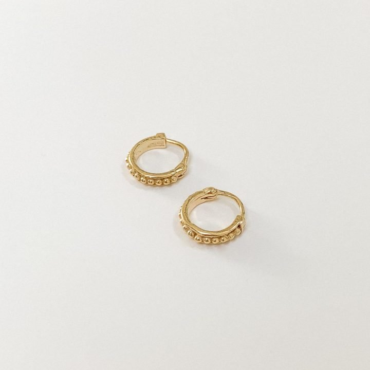 Mini Tribe Earrings GOLD