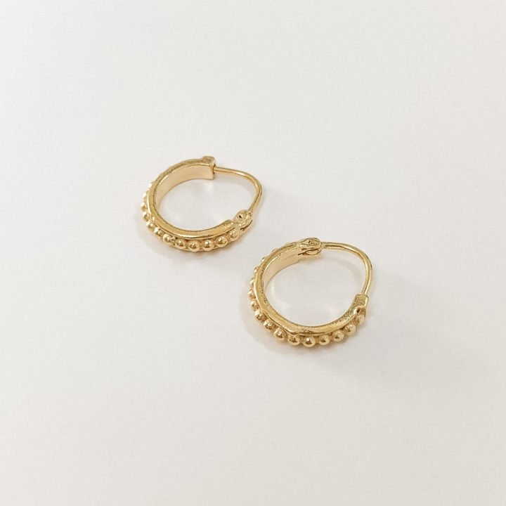 Small Tribe Earrings GOLD